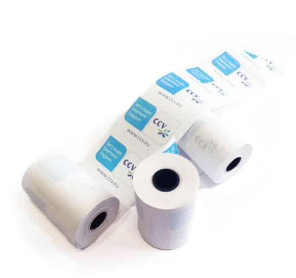 CCV Thermisch Papier