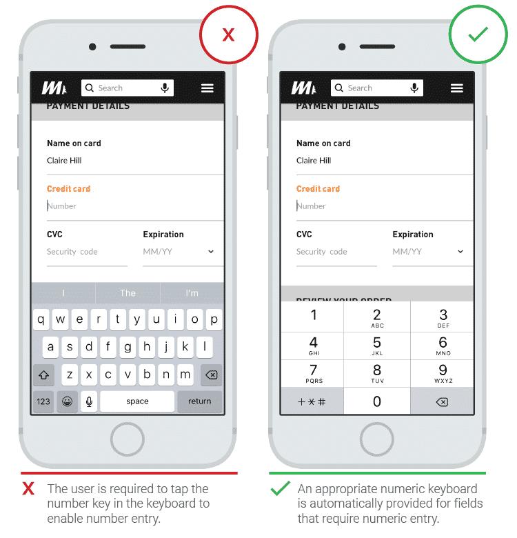 mobiele webshop tips
