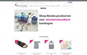 webshop my baby outlet