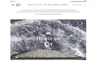 webshop oycare
