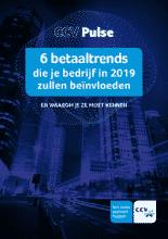 E-book: 6 betaaltrends die je bedrijf in 2019 zullen beïnvloeden