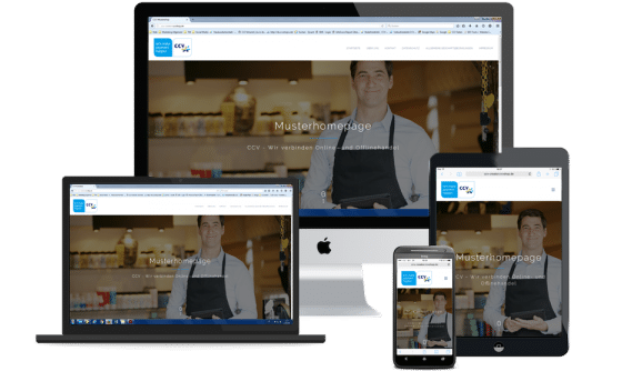 CCV Salespoint POS_Homepage