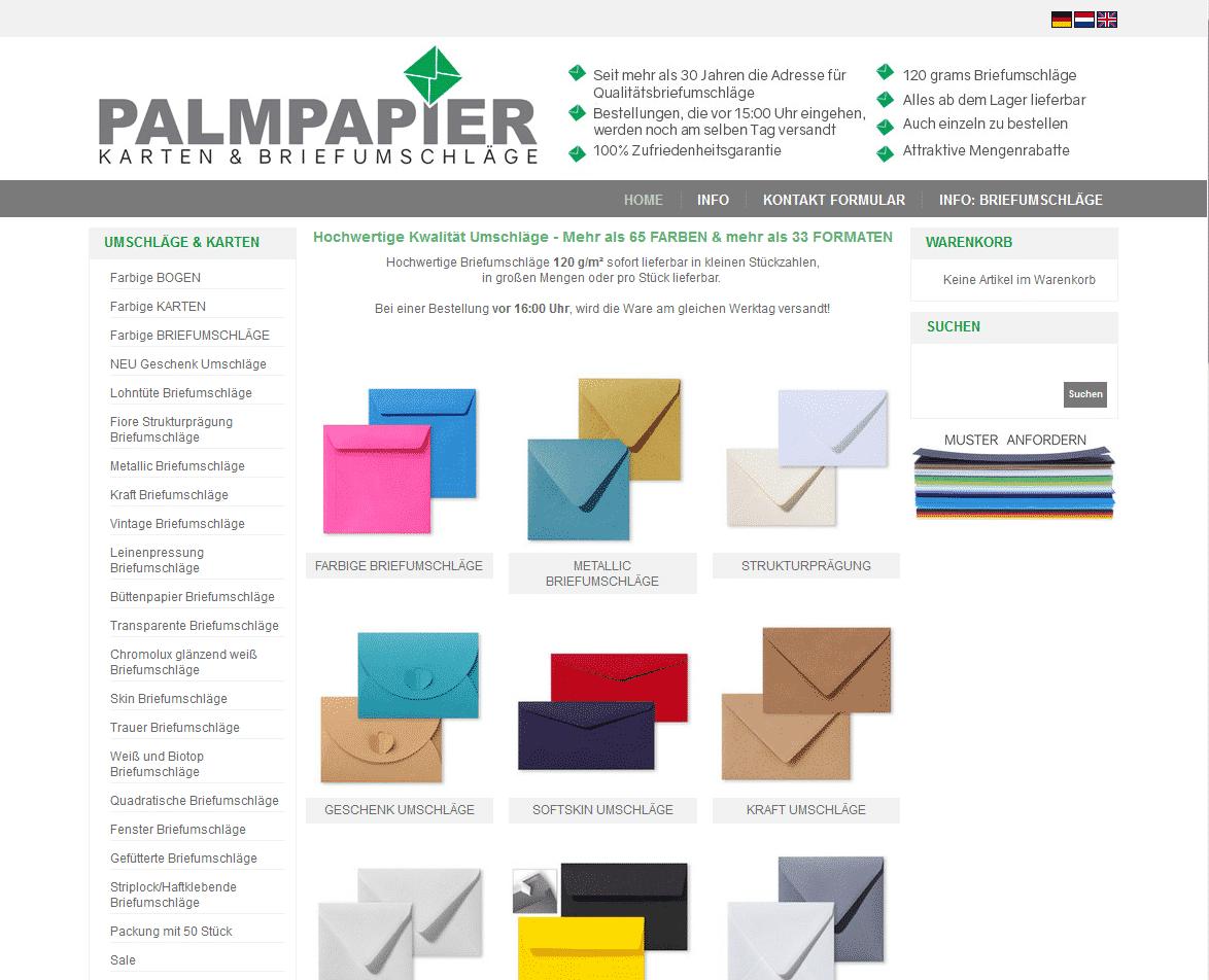 CCV Shop_Palmpapier