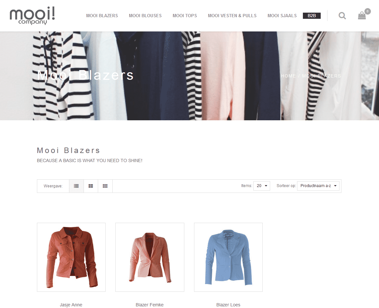CCV Shop_mooi company