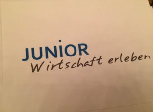 """CCV Deutschland beim Landeswettbewerb """"BESTES JUNIOR UNTERNEHMEN 2018"""" Brandenburg"""
