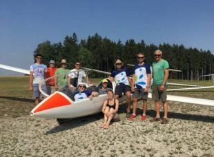 Isar Segelflug Cup 2018 – sponsored by CCV Deutschland