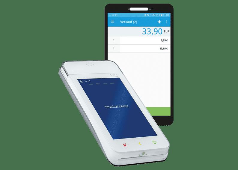 Bezahlterminal CCV Mobile POS