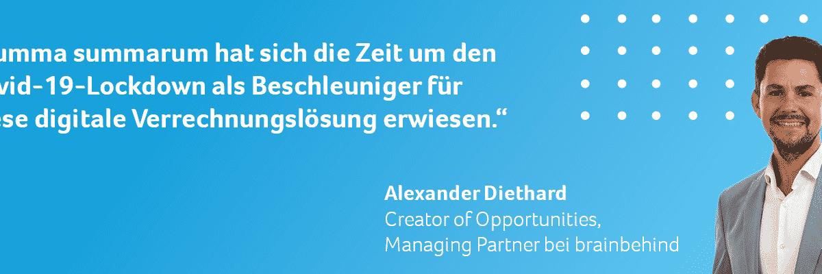 Quote Alexander Diethard DE