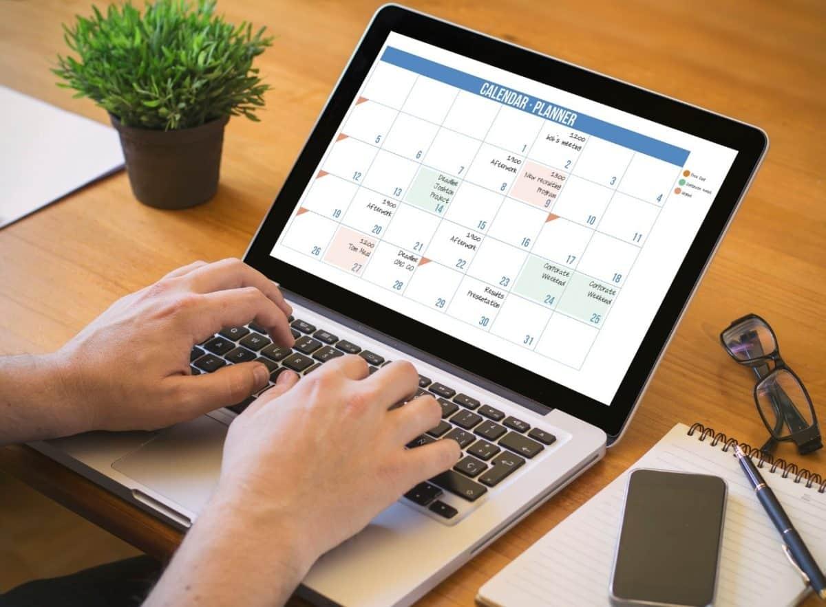 Händlerplanung: Marketing-Kalender für 2021