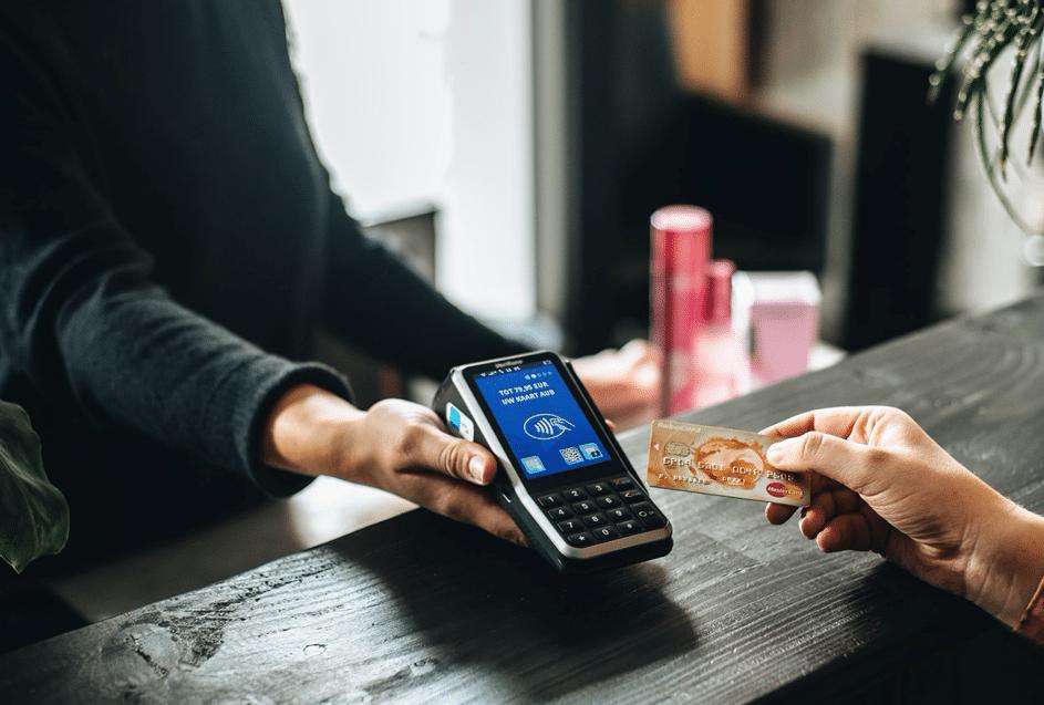 Payment terminal; Card payment; contactless payment