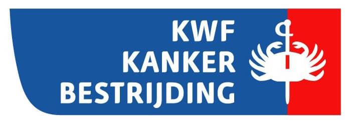 logo kwf kankerbestrijding