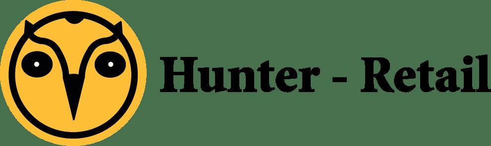 logo hunter retail