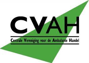 logo cvah centrale vereniging voor ambulante handel