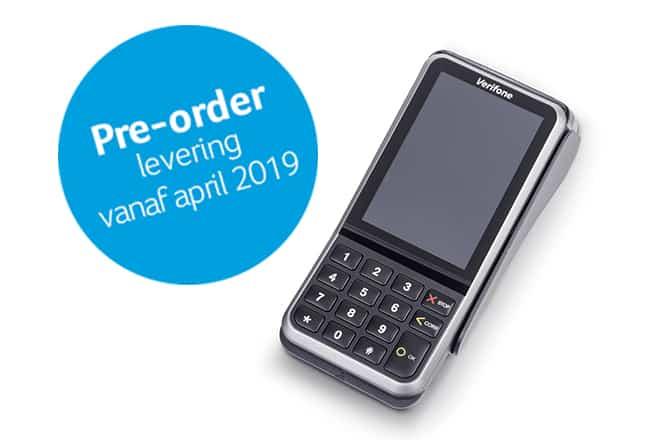 CCV Mobile Pre-order