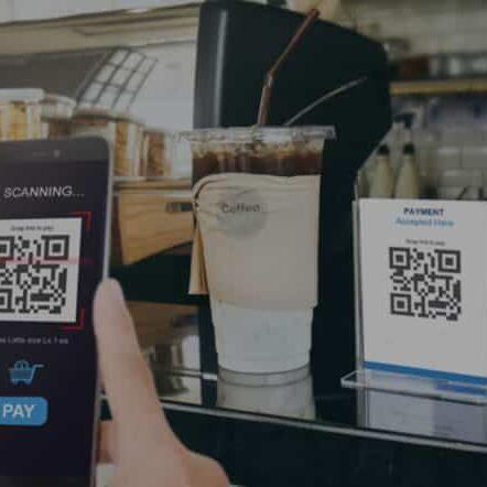 Mobiel betalen QR code CCV