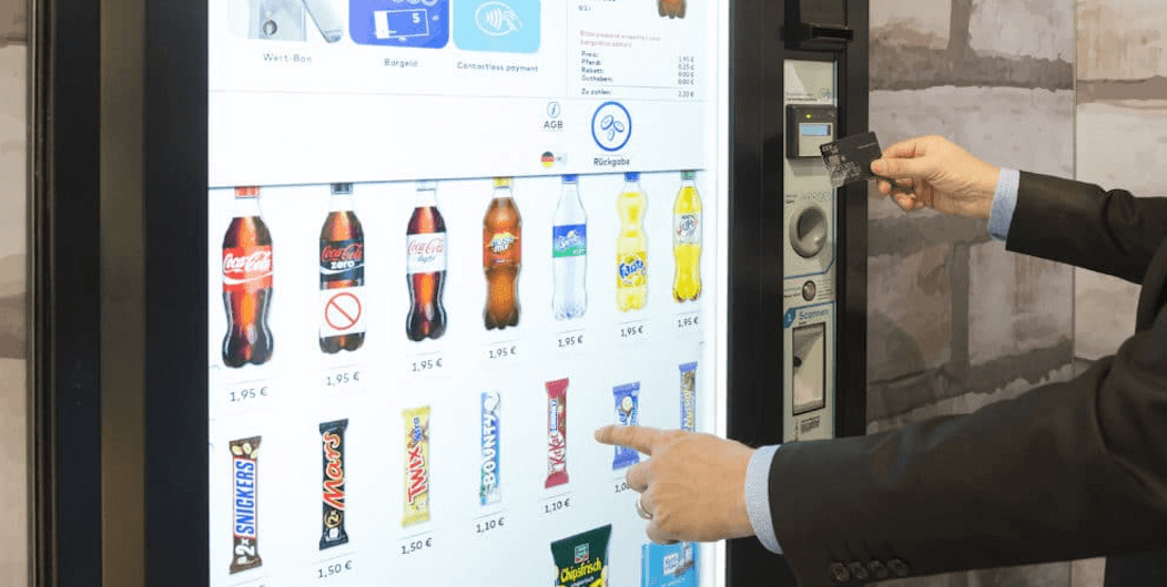 Contactless Vending: NFC Payment Solutions