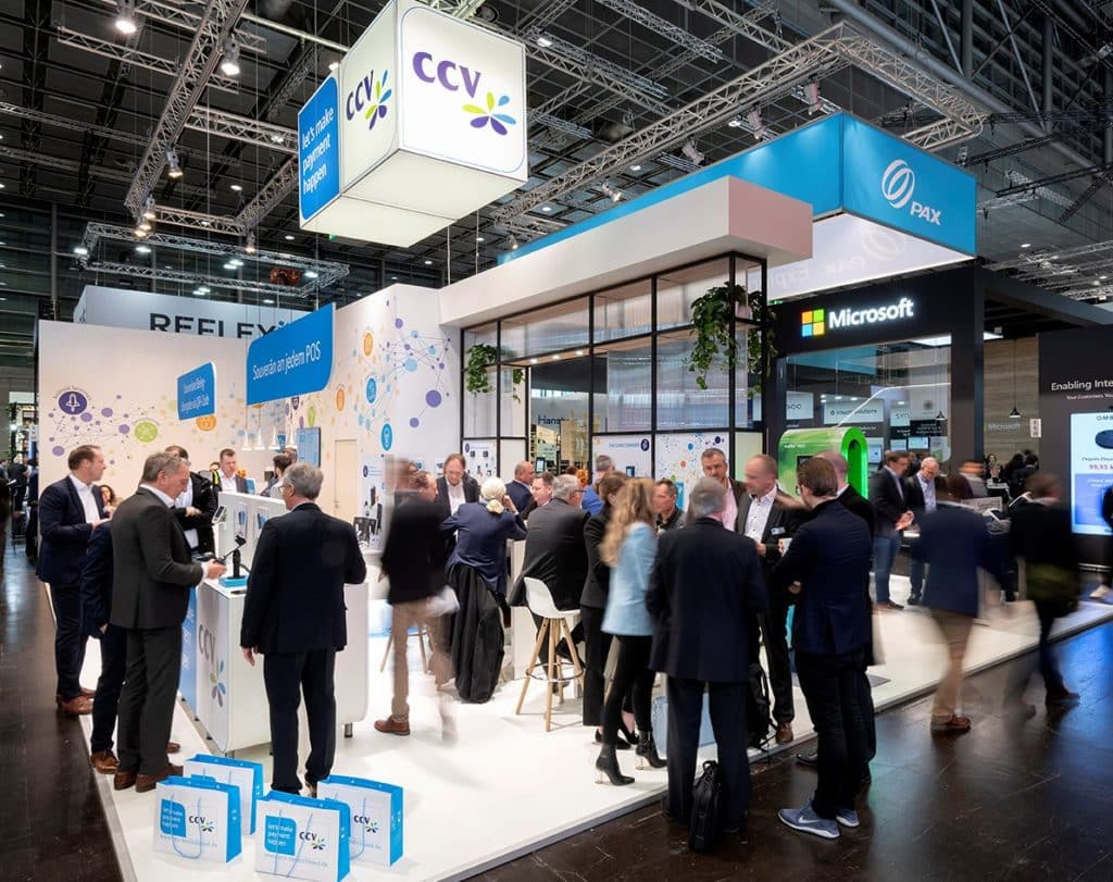CCV at Euroshop 2020